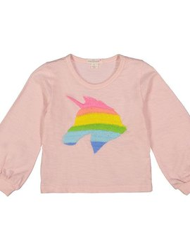 Everbloom Unicorn Puff Tee