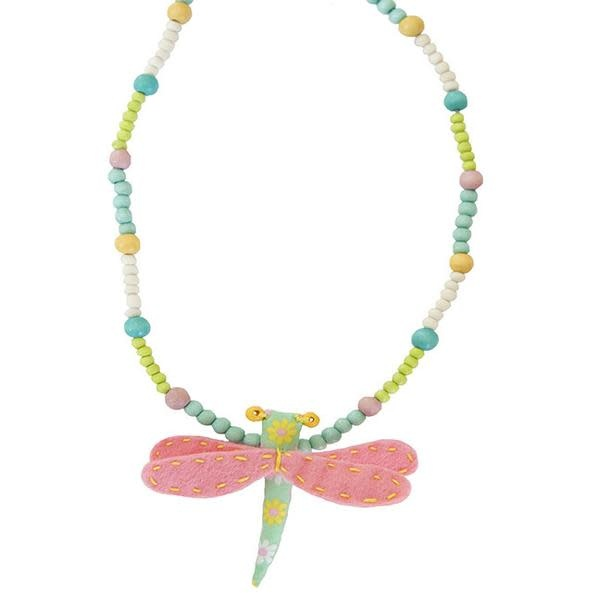 Everbloom Dragonfly Necklace