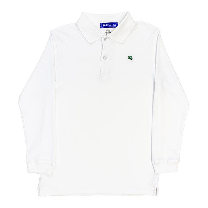 J. Bailey Long Sleeve Polo