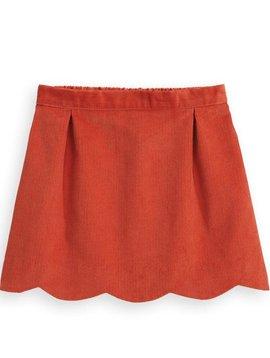 Bella Bliss Scallop Skirt