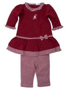 Kissy Kissy Kris Kringle Dress Set