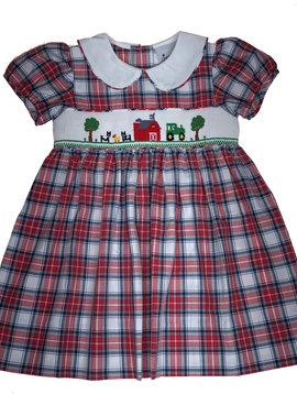 Delaney Farm Day Plaid Dress