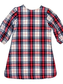 Bailey Boys Shaw Plaid Tunic