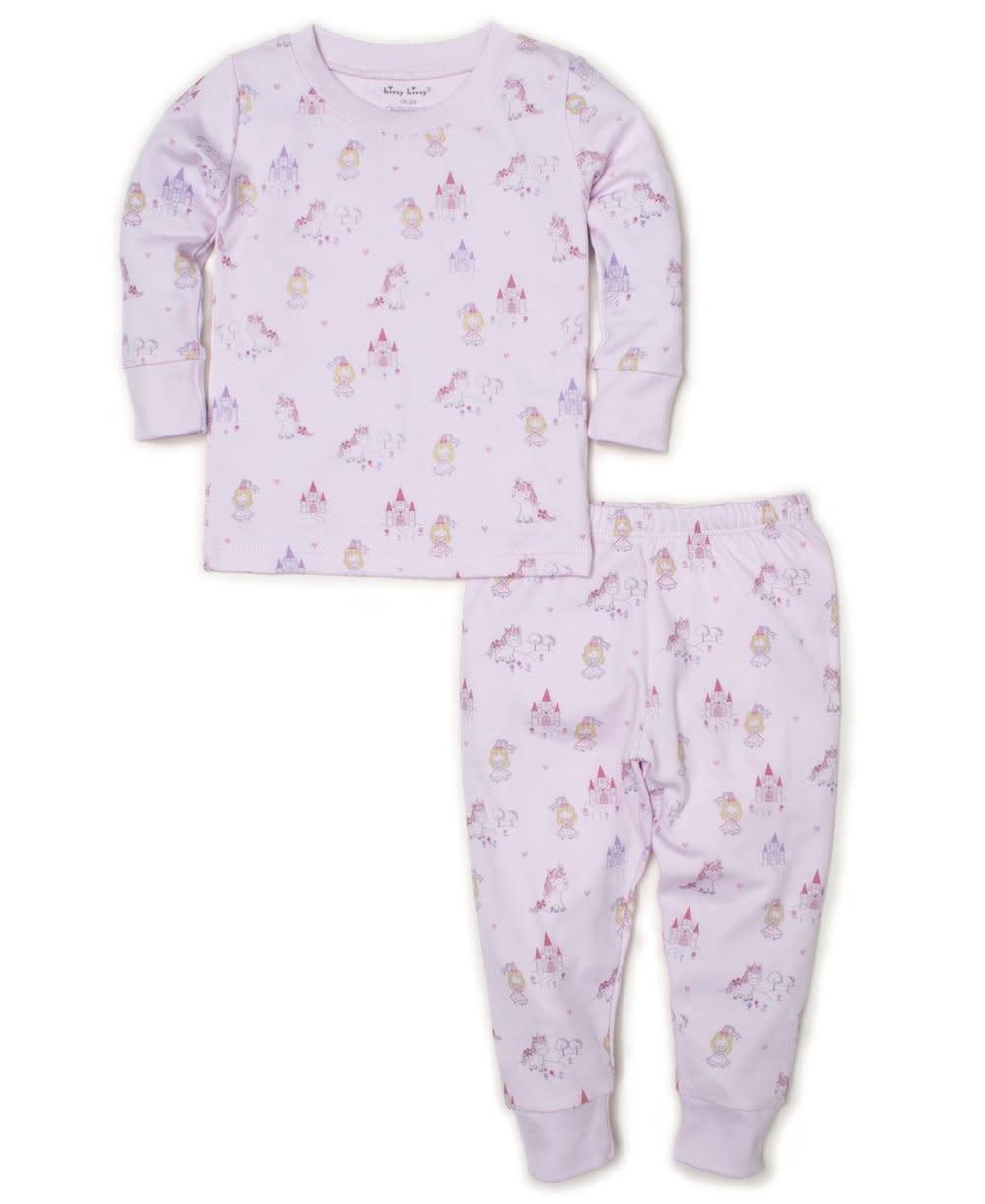 Kissy Kissy Rainbow Unicorns Pajama Set