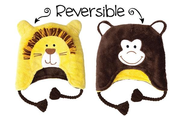 Flapjack Kids Reversible Hat