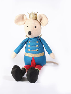 Mon Ami Nutcracker Mouse Doll
