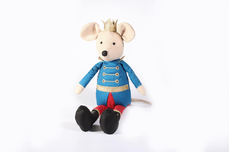 Mon Ami Nutcracker Mouse Doll