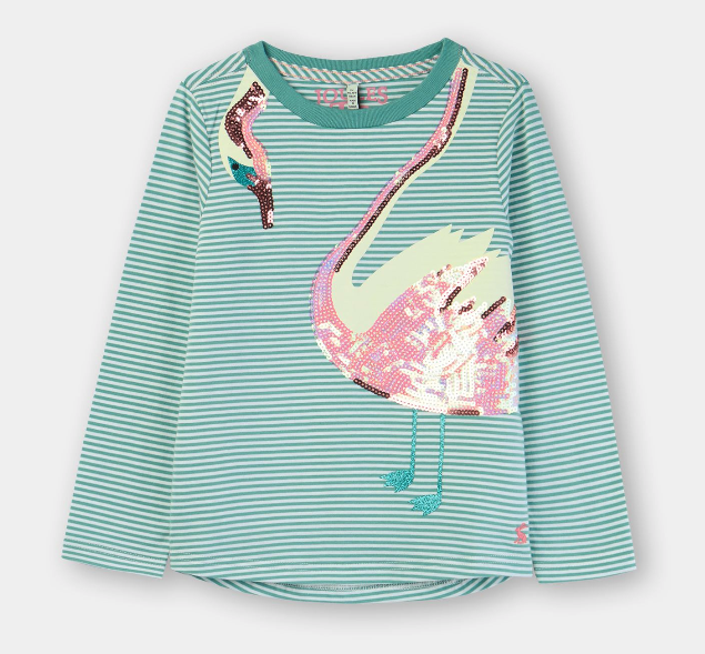 Joules Ava Swan Top