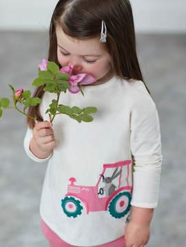 Joules Ava Tractor Top