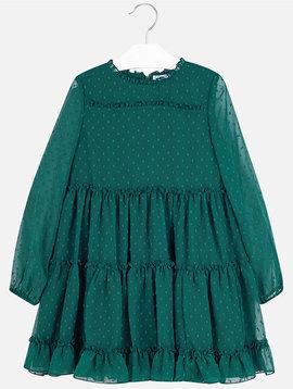 Mayoral Plumeti Dress