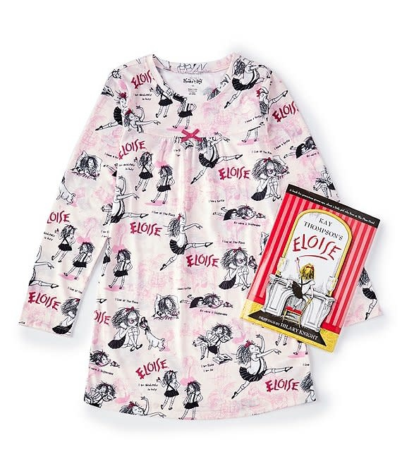 Books to Bed Eloise Nightdress w/ Book