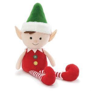 """Gund Buttons the Elf """"18"""