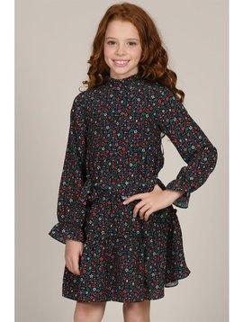 Mini Molly Nordic Black Dress