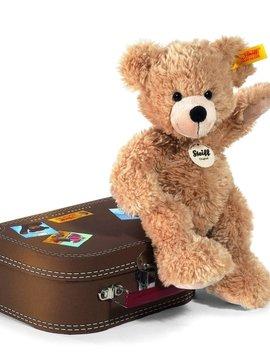 Steiff Toys Fynn Suitcase Bear