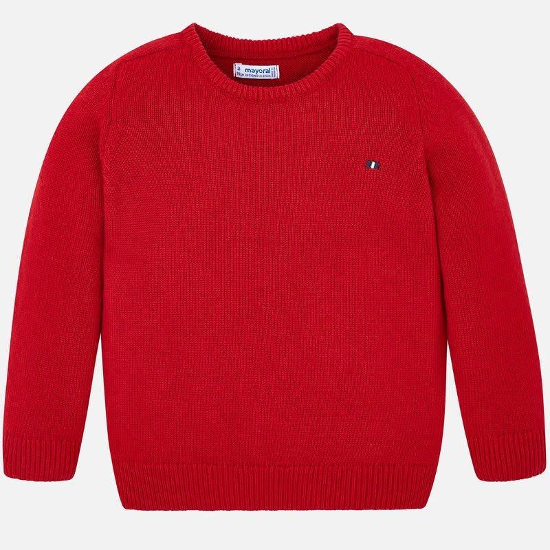 Mayoral Crew Neck Sweater