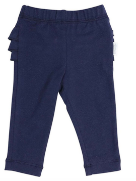 Korango Navy Frill Leggings