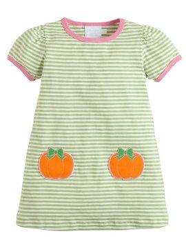 Little English Pumpkin T-Shirt Dress