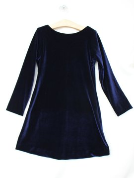 Susanne Lively Designs Velvet A Line Dress