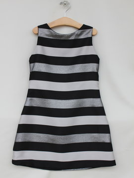 Susanne Lively Designs Stripe A Line Dress