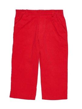 Florence Eiseman Red Corduroy Pant