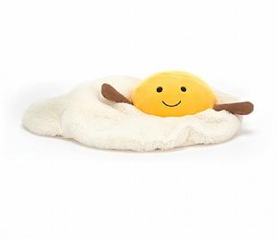 Jellycat Amuseable Fried Egg