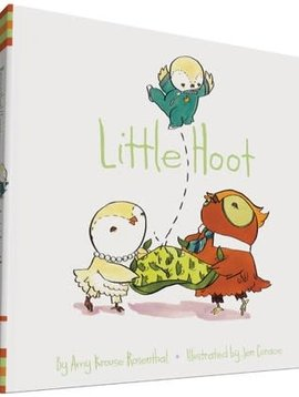 hachette book group Little Hoot Book