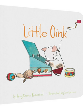 hachette book group Little Oink Book