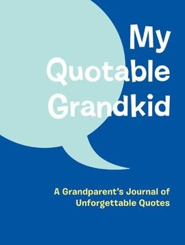 hachette book group My Quotable Grandkid