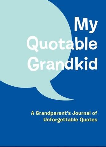 hachette book group My Quotable Grandkid
