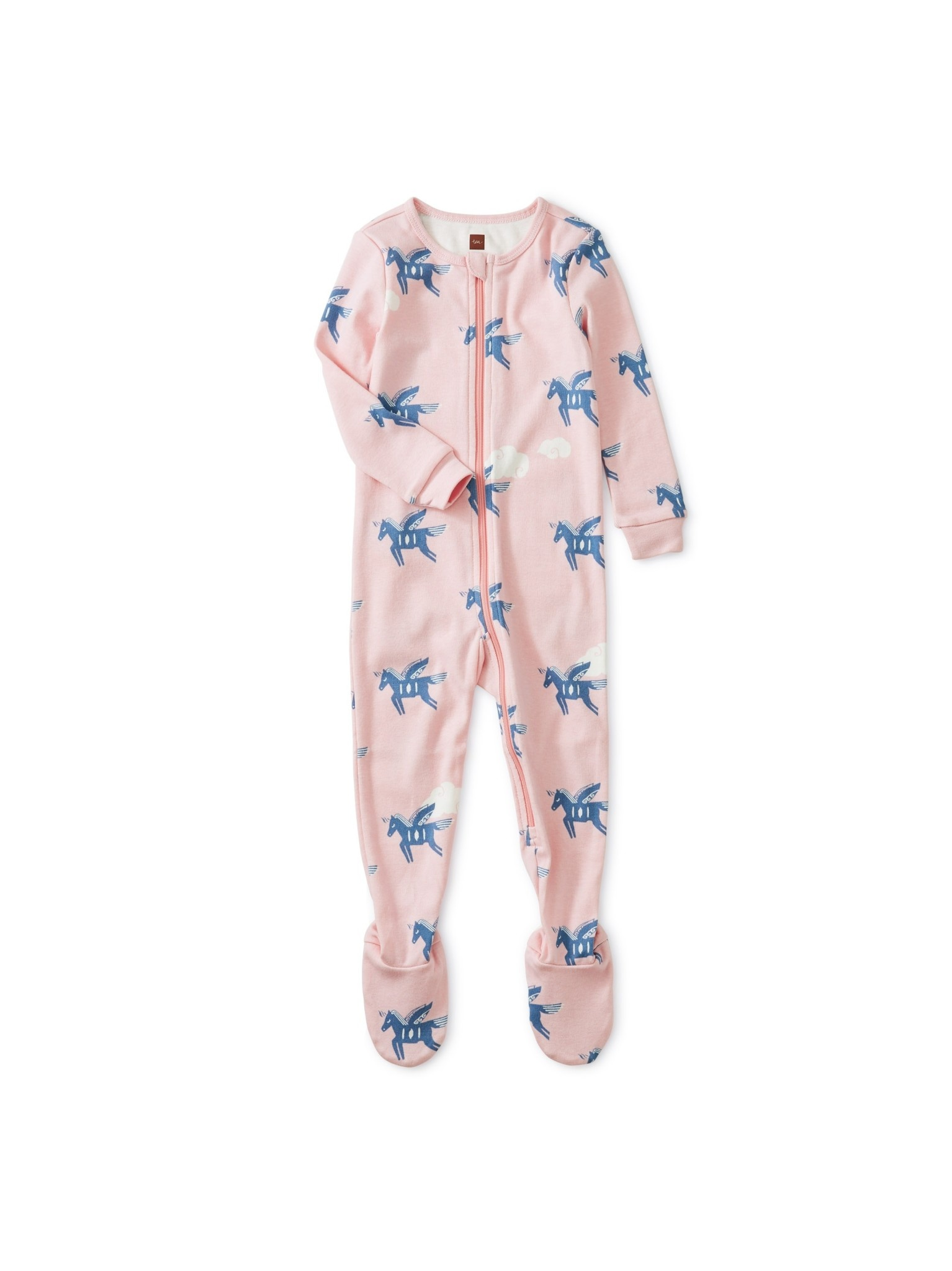Tea Collection Lungta Footed Pajamas
