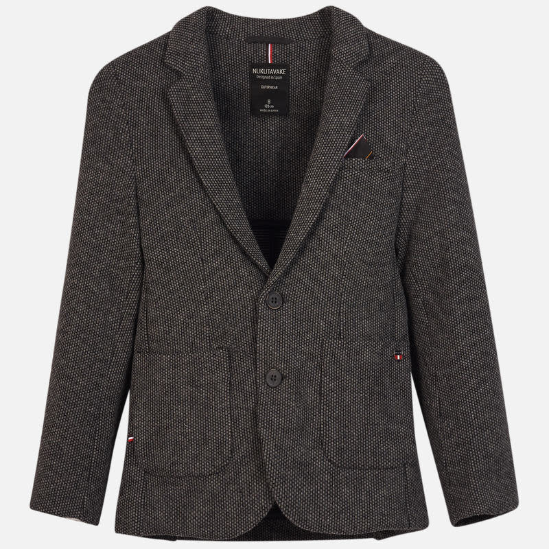 Mayoral Grey Blazer