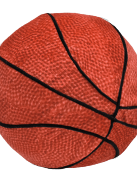 Iscream Basketball Squishie Pillow