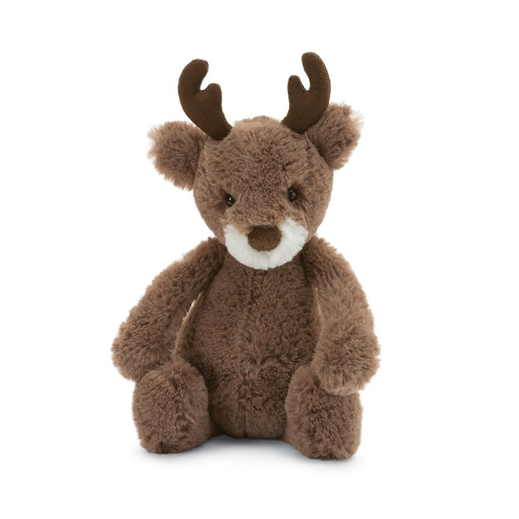 Jellycat Bashful Reindeer Small
