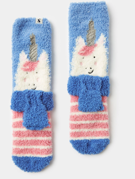 Joules Fluffy Sock