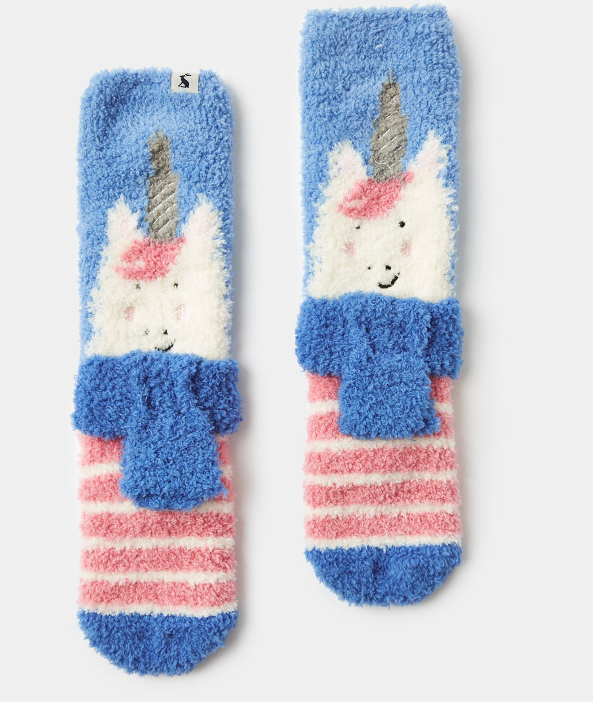 Joules Fluffy Sock