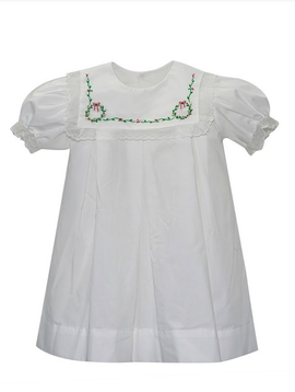 Lullaby Set Wreath Embroidered Gown