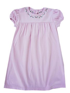 Lullaby Set Garland Embroidered Dress