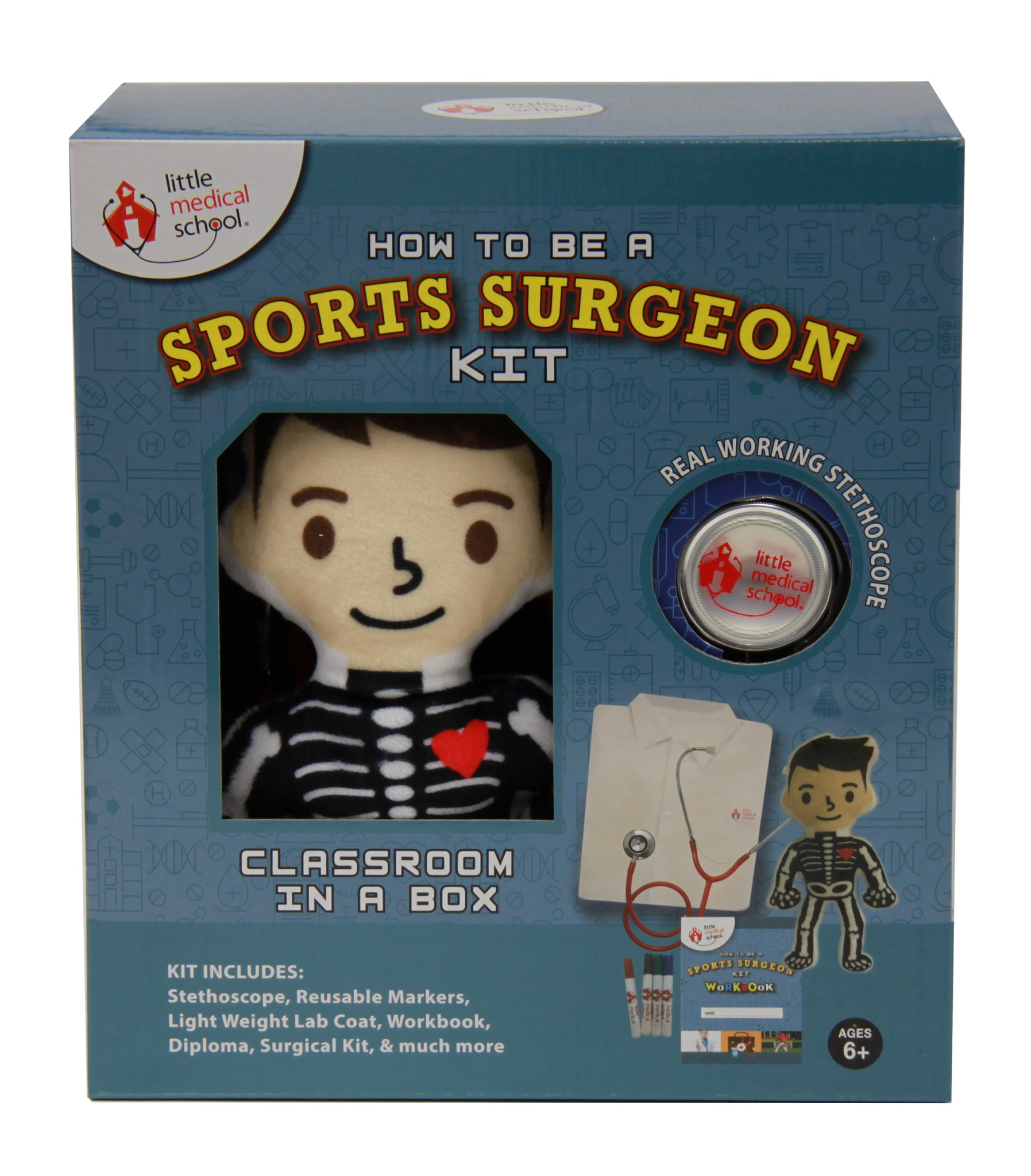 Little Medical School How to be a Sports Surgeon