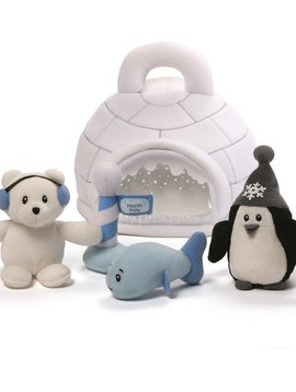 Gund My Little Igloo Playset