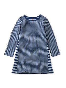 Tea Collection Nightfall Striped Knit Dress