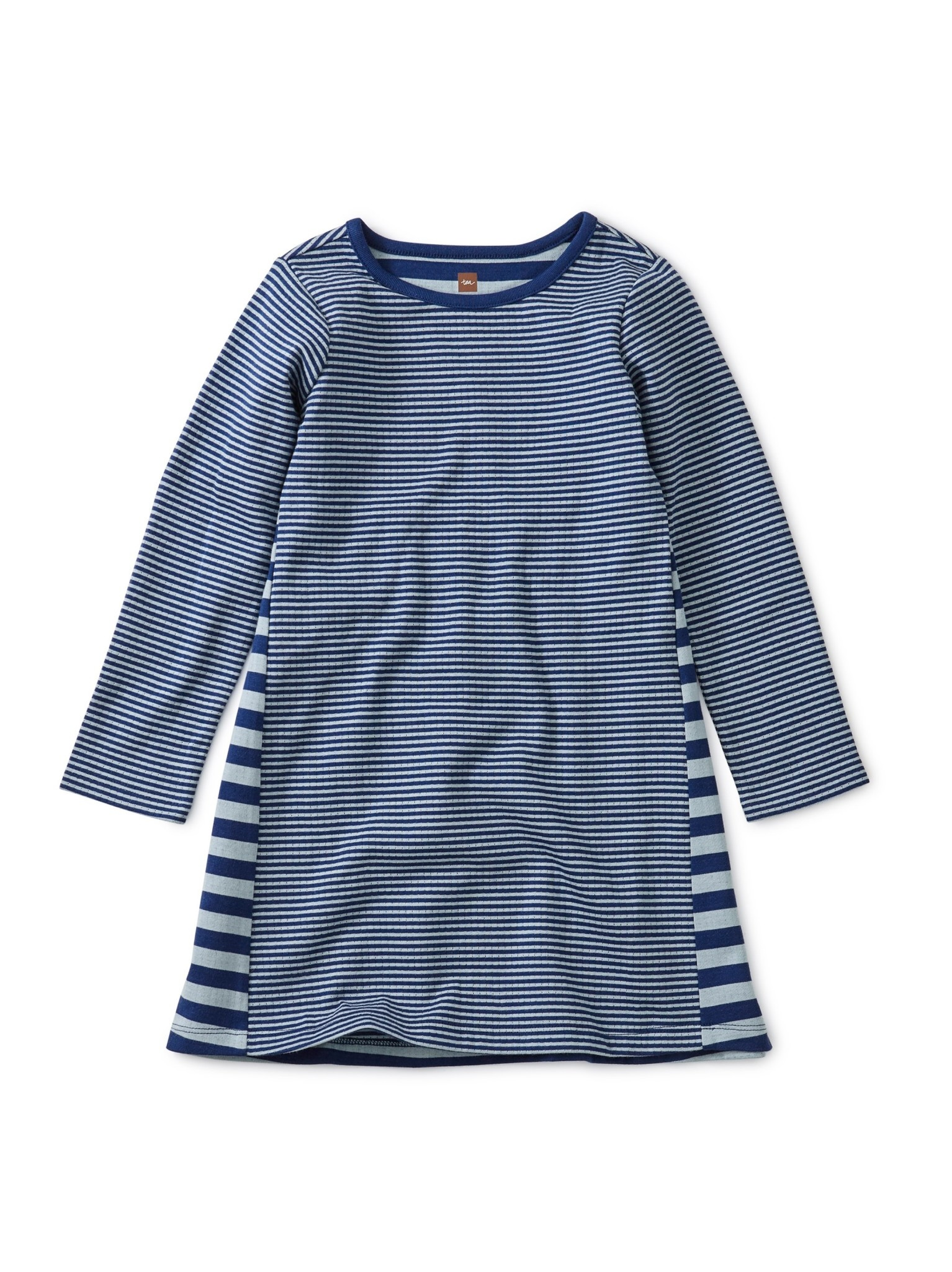 Tea Collection Nightfall Striped Knit Dress