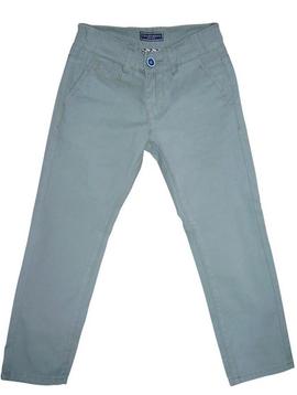 toobydoo Grey Slim Fit Chino