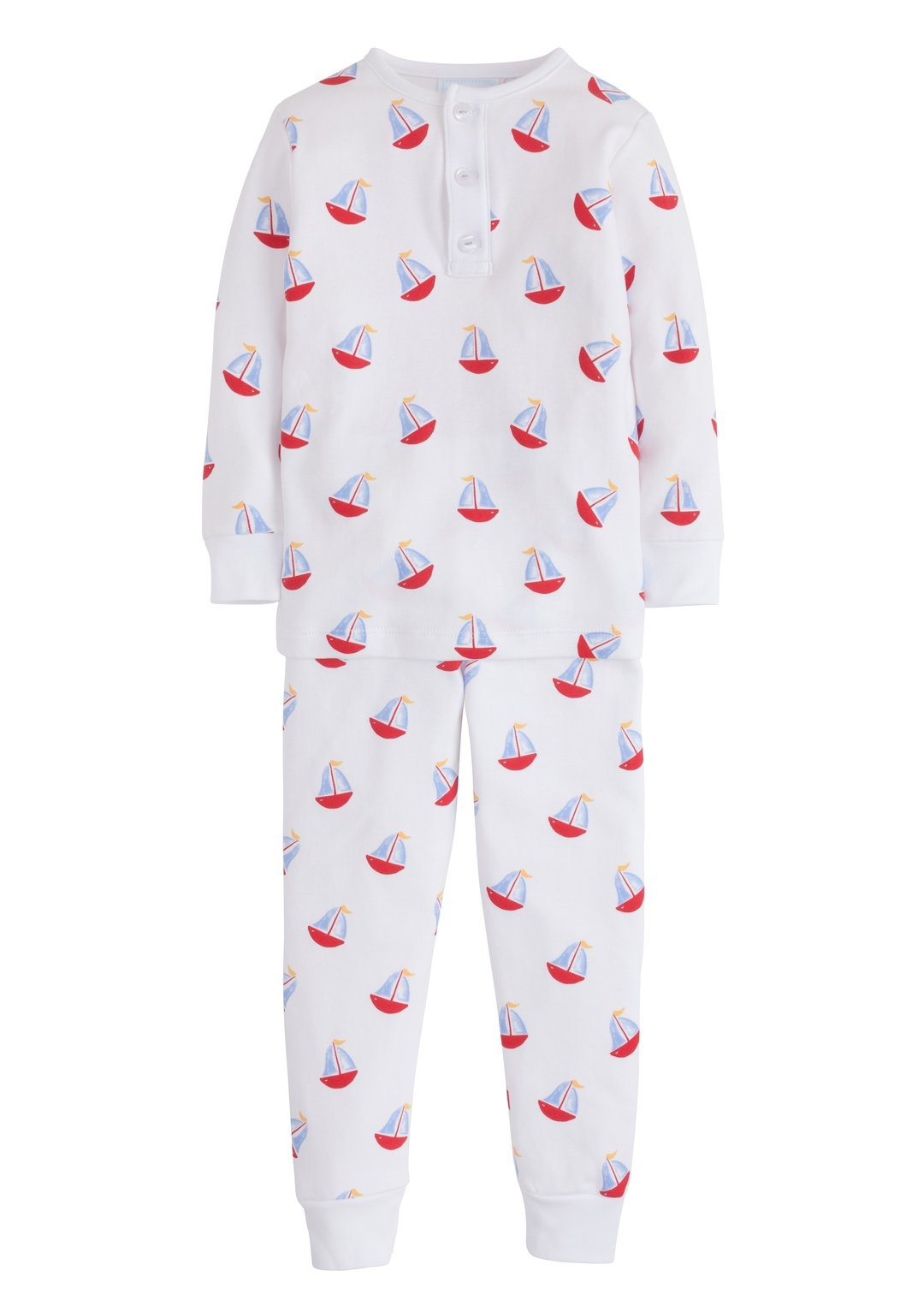 Little English Seas the Day Jammies