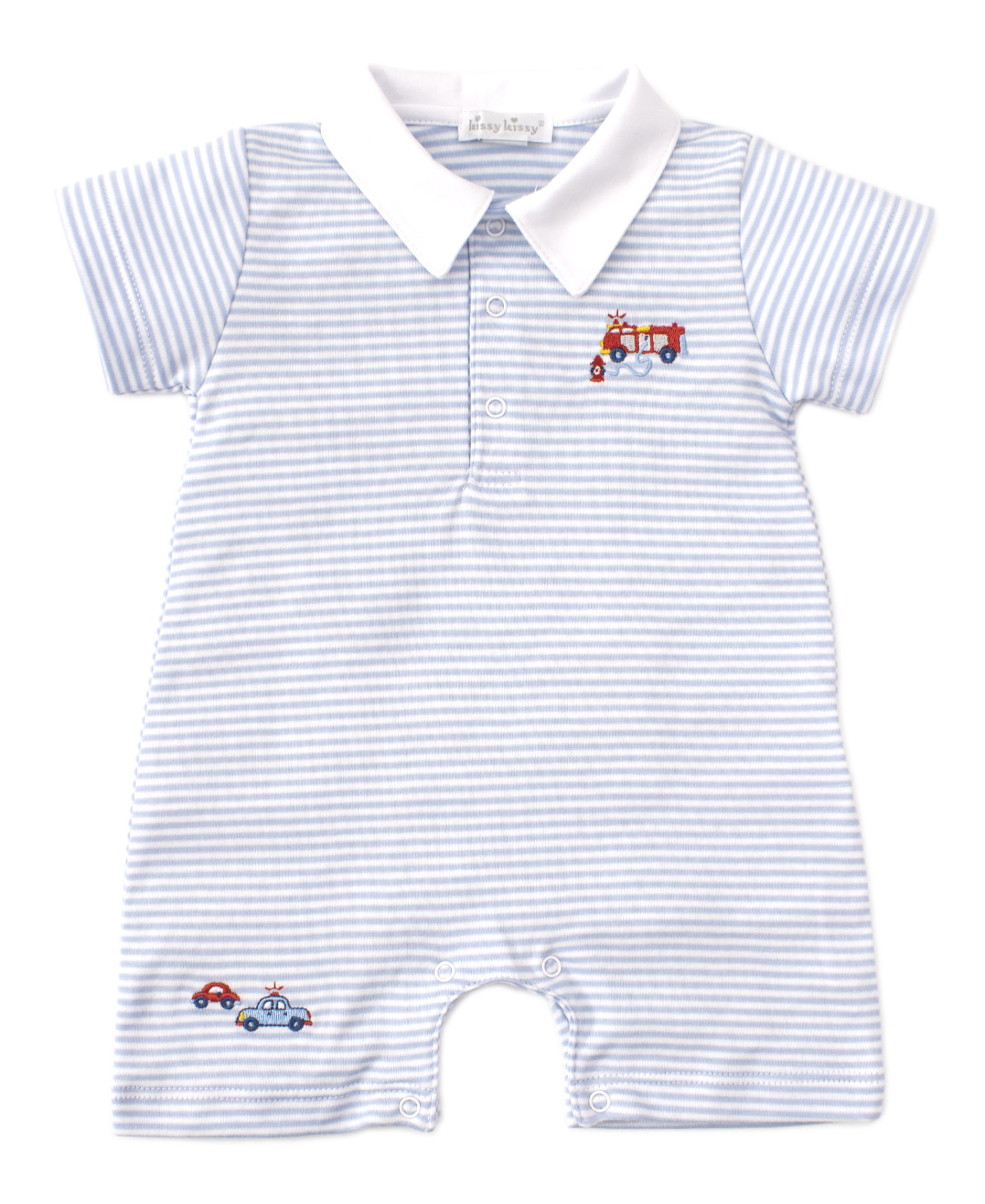 Kissy Kissy Rescue Team Short Playsuit