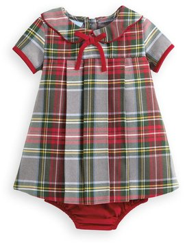 Bella Bliss Kingston Plaid Bloomer Set