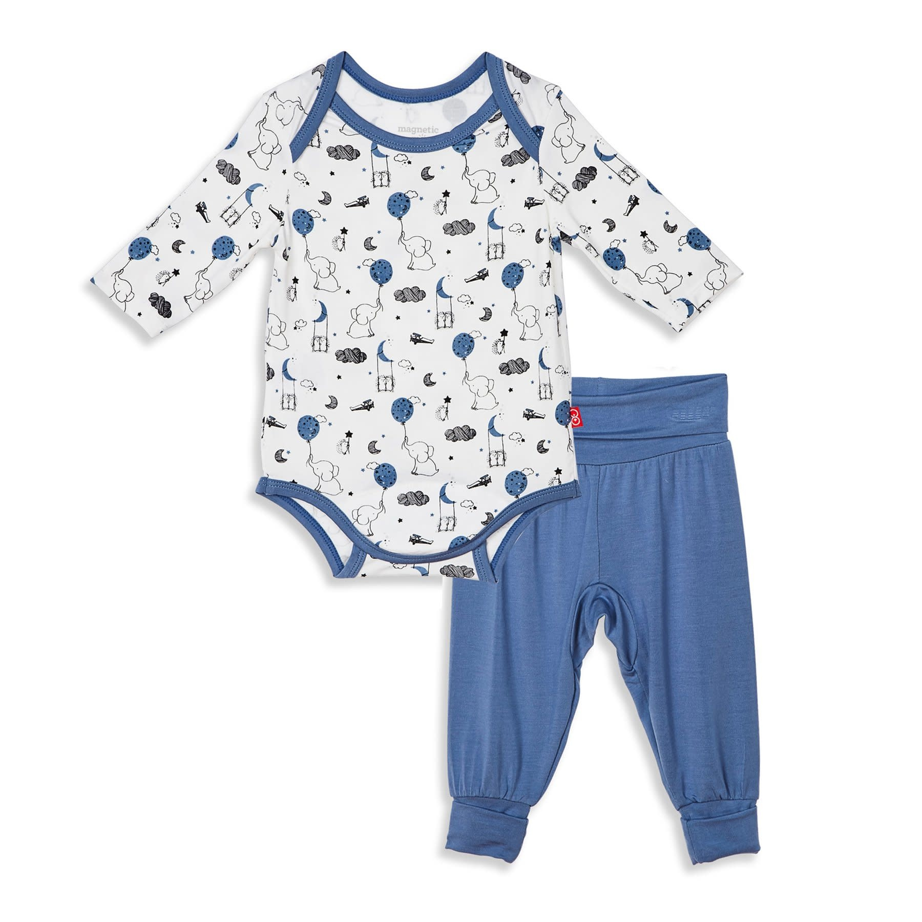 Magnificent Baby Bodysuit Set