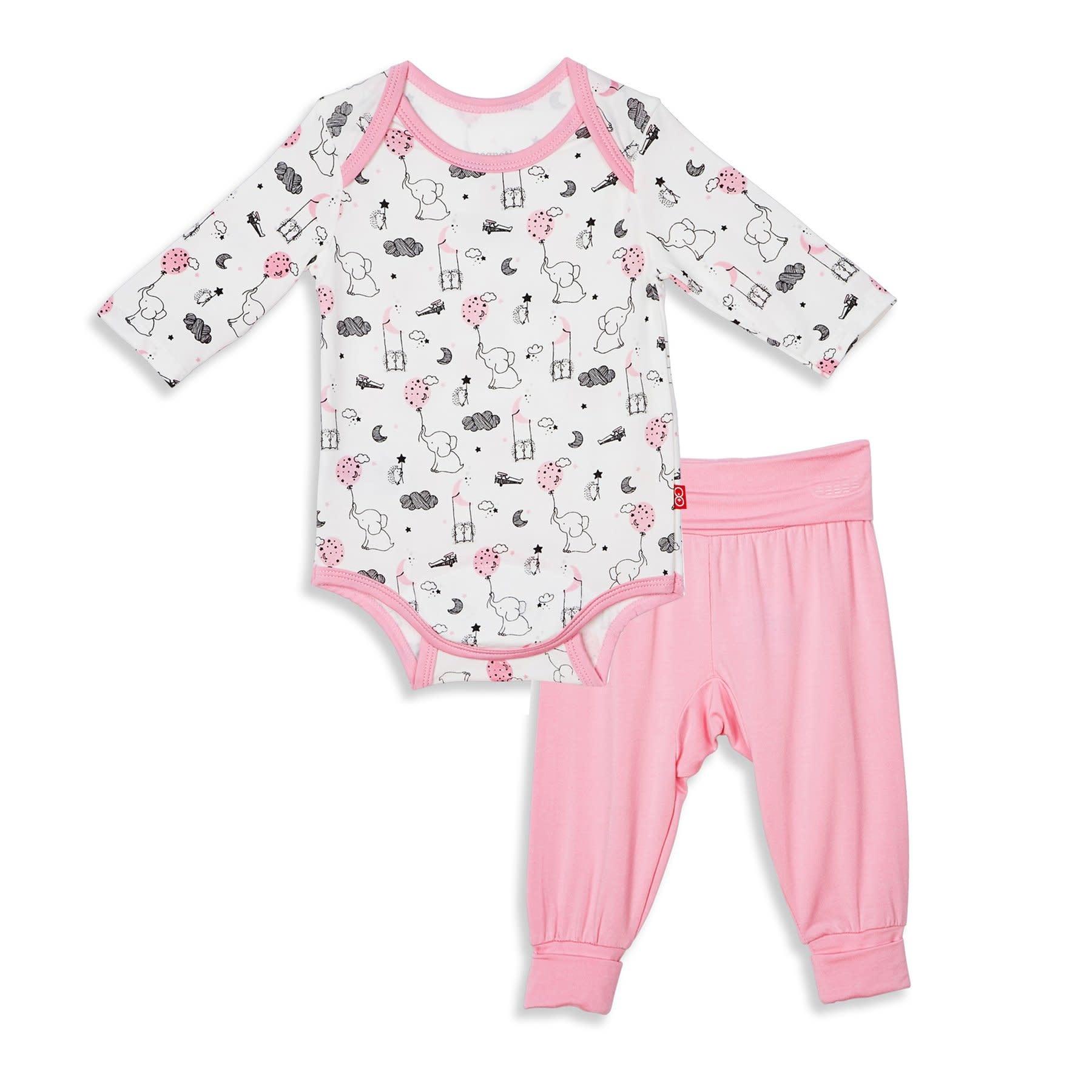 Magnificent Baby Bodysuit Set