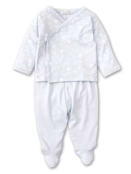 Kissy Kissy Starry Sky Footed Set