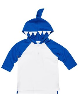 Florence Eiseman Shark Cover Up