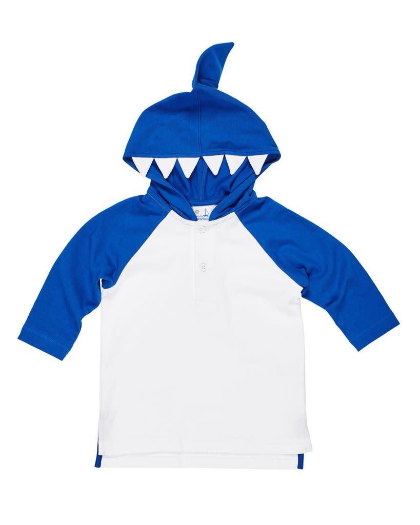 Florence Eiseman Shark Cover Up